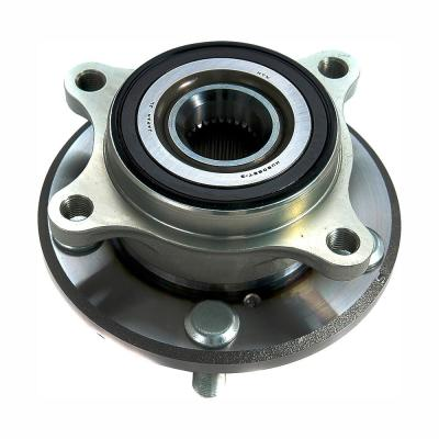 Timken Rear Wheel Bearing and Hub Assembly fits 2012-2016