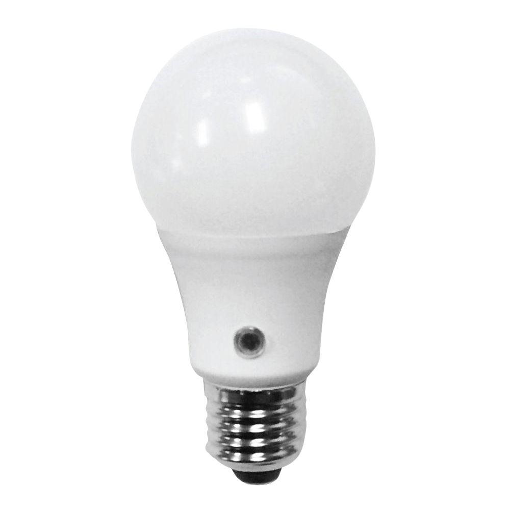 Feit Electric 60w Equivalent Daylight A19 Dusk Till Dawn Led Light Bulb Bpa800 850 Dd Led The