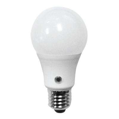 60W Equivalent Daylight A19 Dusk Till Dawn LED Light Bulb