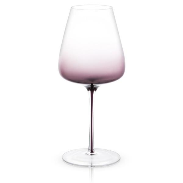 26.8 oz. Black Swan Red Wine Glasses (Set of 2)