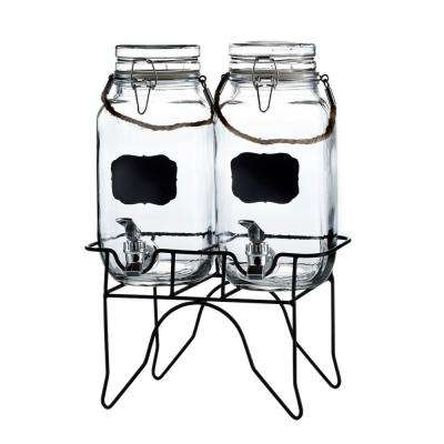 Newcastle Beverage Dispenser Set
