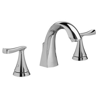 Chatfield 8 in. Widespread 2-Handle Bathroom Faucet in Polished Chrome