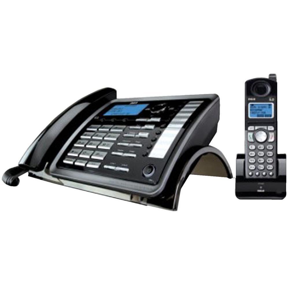 rca dect 6 0 2 line digital corded speakerphone rca 25255re2 the rh homedepot com Plantronics DECT 6.0 Manual Plantronics DECT 6.0 Manual