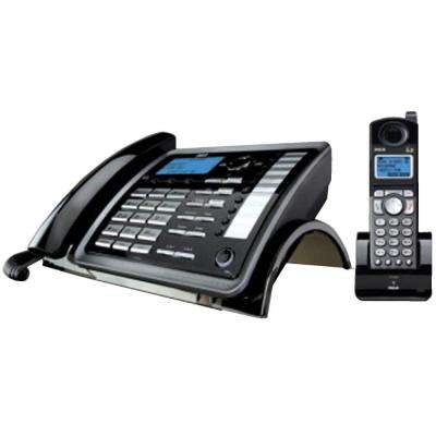 DECT 6.0 2-Line Digital Corded Speakerphone