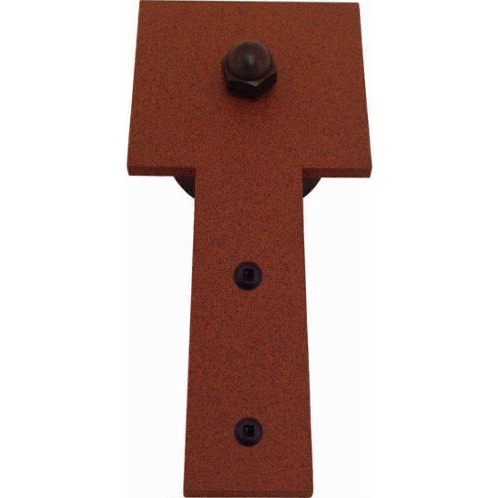 6-13/16 in. x 2-7/8 in. Cube Stick New Age Rust Roller