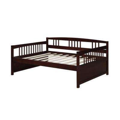 Morgan Espresso Full Size Daybed