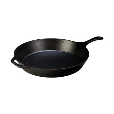 15 in. Cast Iron Skillet