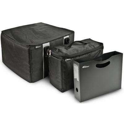 File Tote with Cooler Bag and File Holder