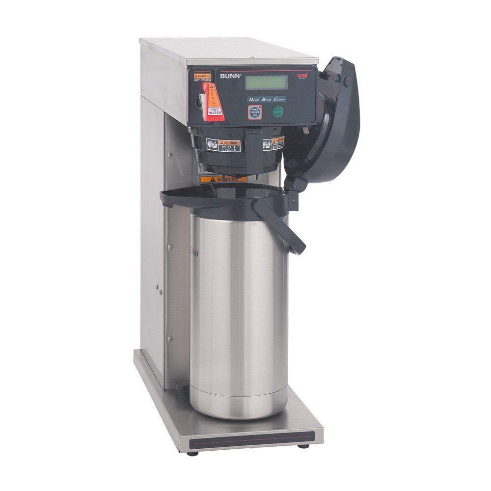 Bunn AXIOM DV-APSGF Dual Voltage Airpot Commercial Coffee Brewer