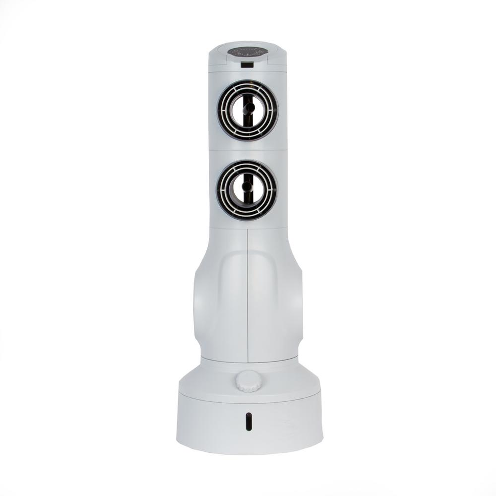 Sonicool GO 32 in. 6 Speed Oscillating Low Voltage Dual Port