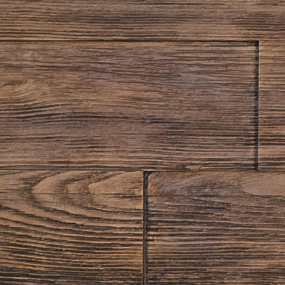 Superior Building Supplies Superior Raised Grain 10 in. x 10 in. Faux Transitional Panel Siding Sample in Coffee Bean This is a sample of the Superior Raised Grain faux wood panel. The sample is a cut out of the actual panel finished in our coffee bean stain. The product size is approximate 10 in. x 10 in. Sample size may vary slightly. Each panel and sample are hand finished creating a natural wood feel. The tone may slightly vary. Due to every monitor have different color adjustments, we always suggestion ordering a sample for color verification.