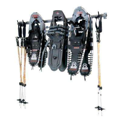 3-Pair 6-Snow Shoe Organizer