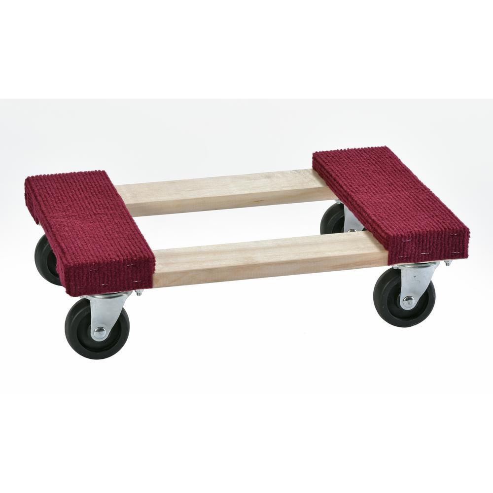 1000 lb. Capacity Wood Furniture Dolly