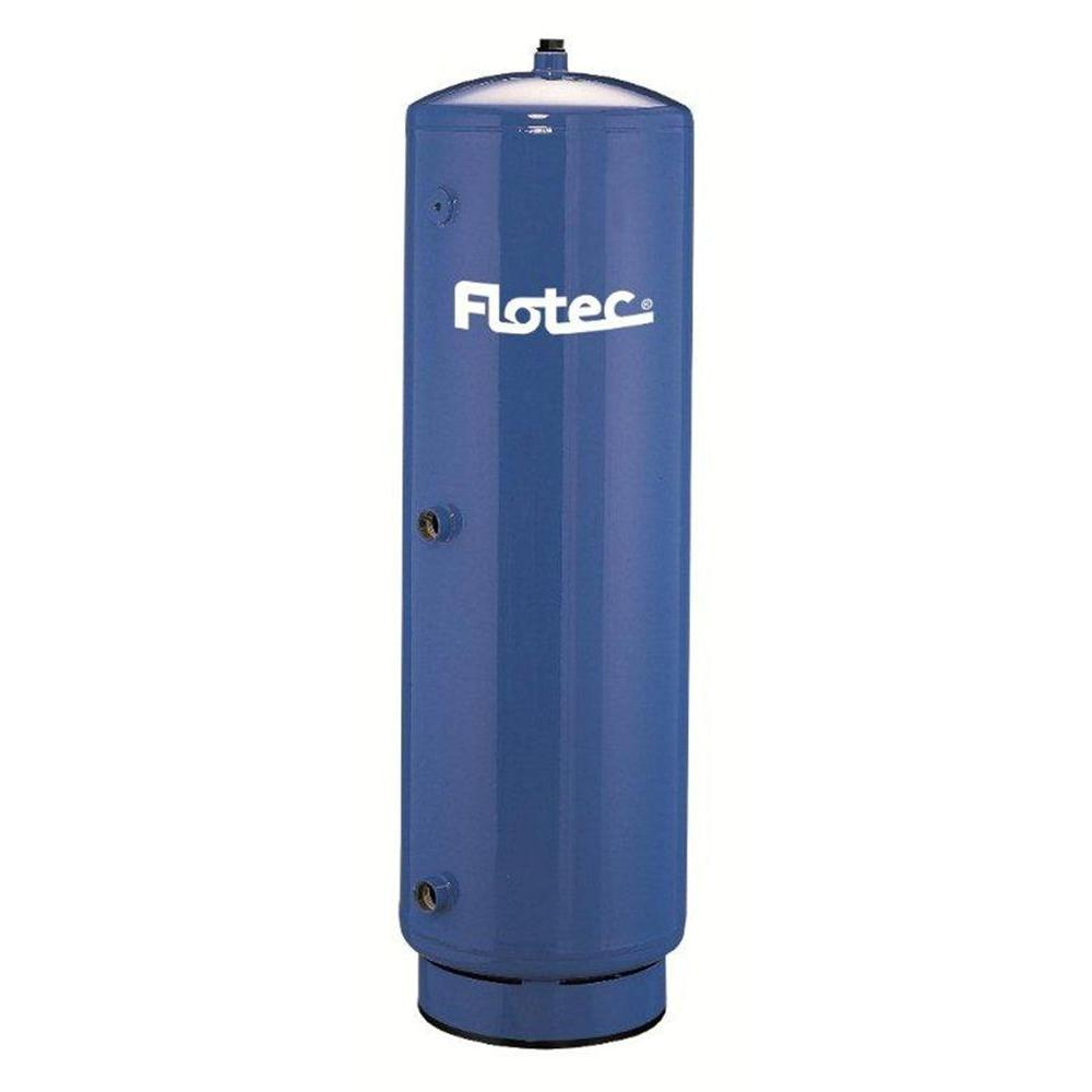 Flotec 42 Gal. 18 in. D Vertical Epoxy Lined Water Tank