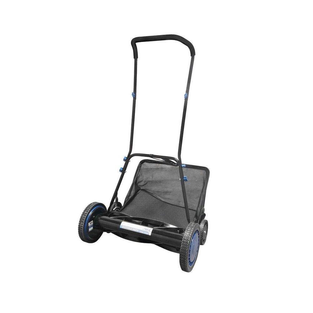 Scotts scott's 16 in. Manual walk behind push reel lawn mower-415.