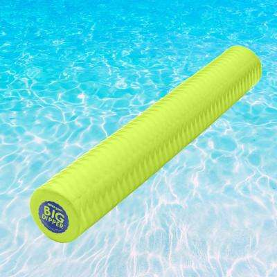Super Soft Lime Big Dipper Pool Toy