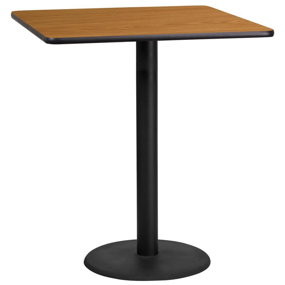Carnegy Avenue Natural Dining Table-CGA-XU-23722-NA-HD