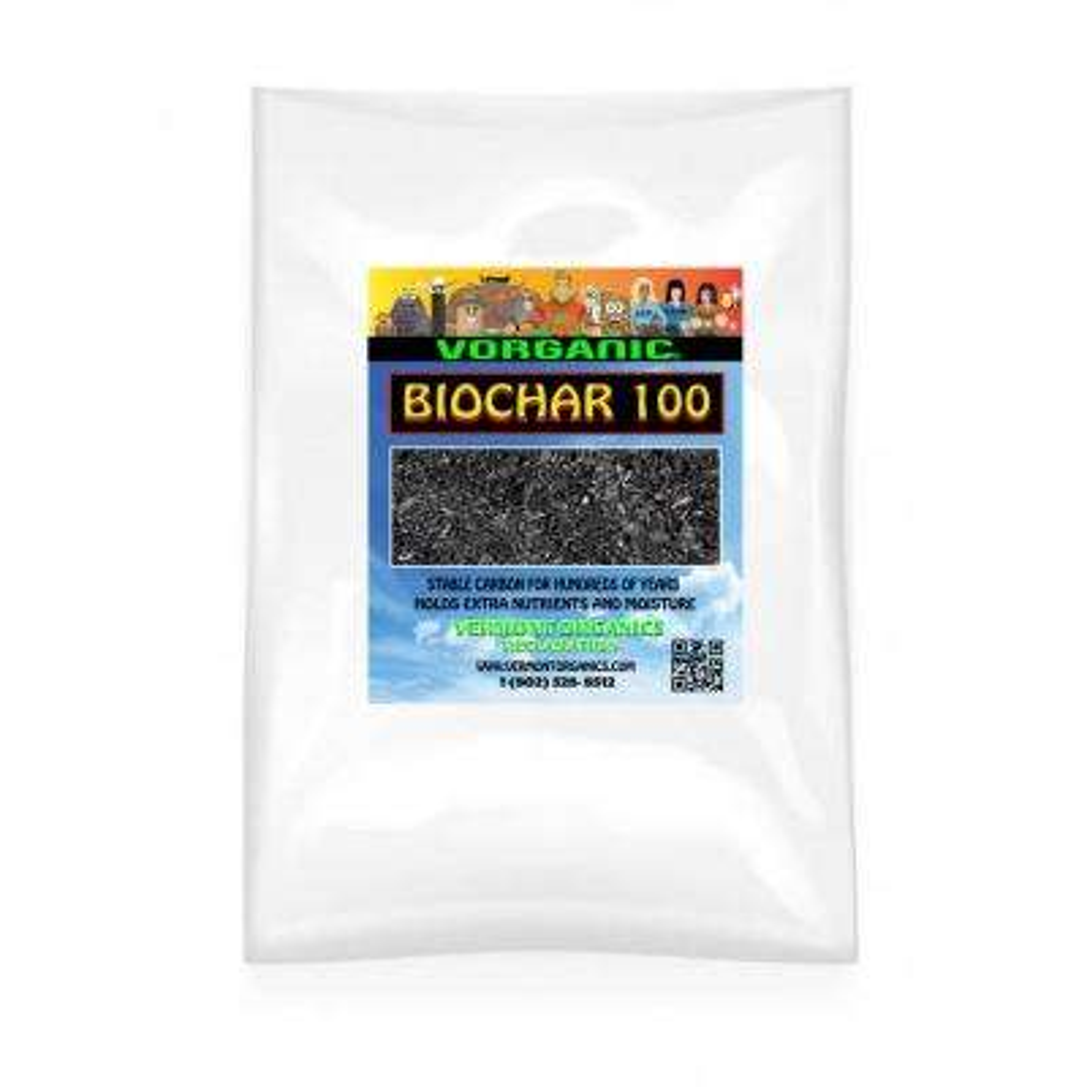 5 lb. Biochar 100