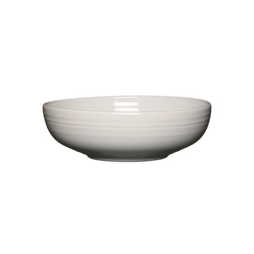 Fiesta White Large Bistro Bowl 1459100u The Home Depot
