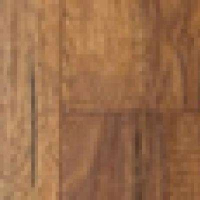 Distressed Bronze Acacia 3/8 in. Tx5 in. W x Varying Length Click Lock Engineered Hardwood Flooring (26.25 sq. ft./case)