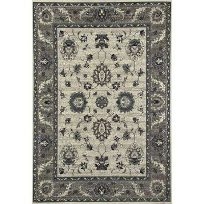 Maison Simply Open Beige 6 ft. x 9 ft. Area Rug