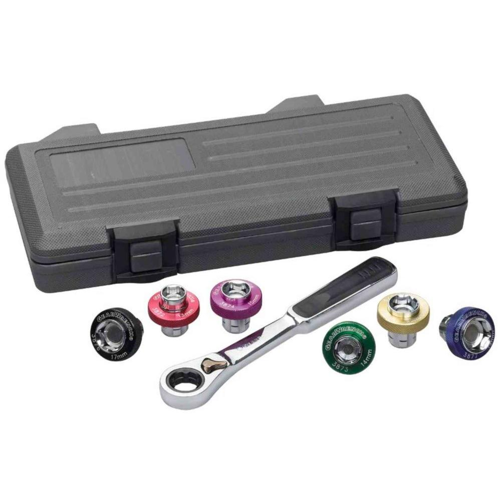 GearWrench Oil Drain Plug Socket Set (7-Piece)