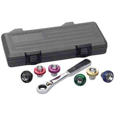 Oil Drain Plug Socket Set (7-Piece)