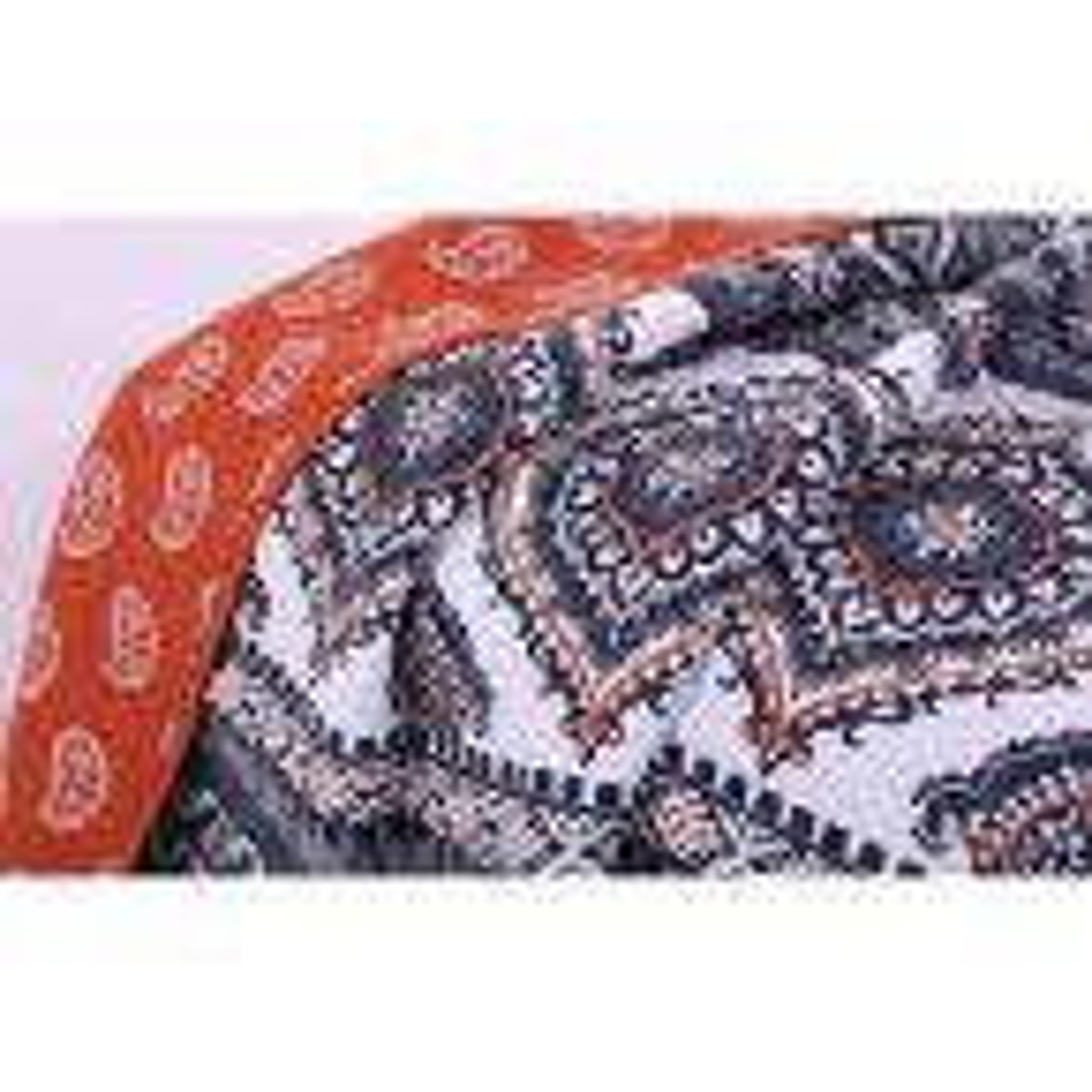 Greenland Home Fashions Medina 3-Piece Saffron King Quilt Set