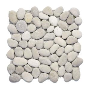 Solistone River Rock Brookstone 12 In