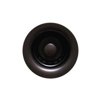 2 in. Basket Strainer in Oil Rubbed Bronze