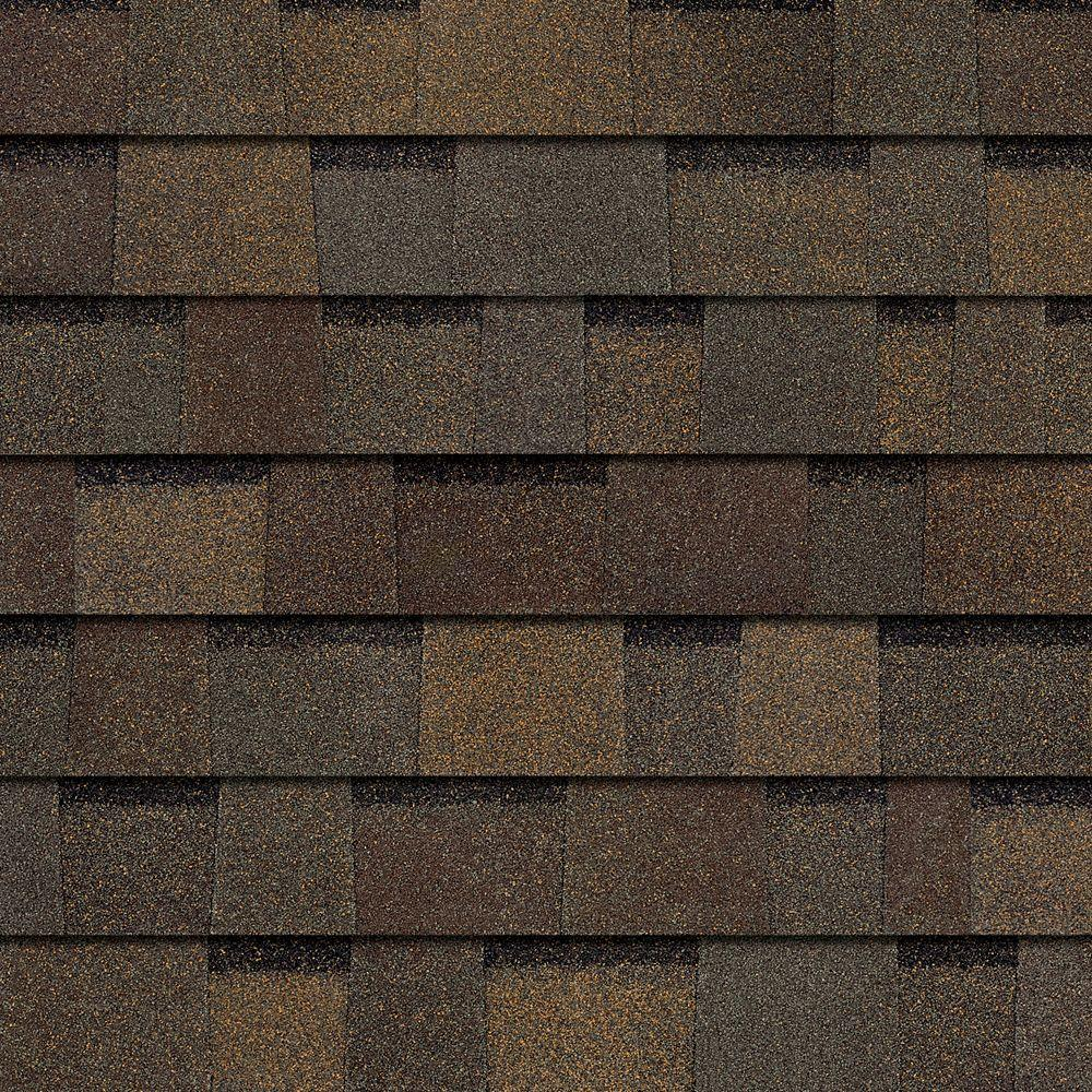 Owens Corning TruDefinition Duration Teak Laminate Architectural – Owens Corning Roof Shingles Reviews