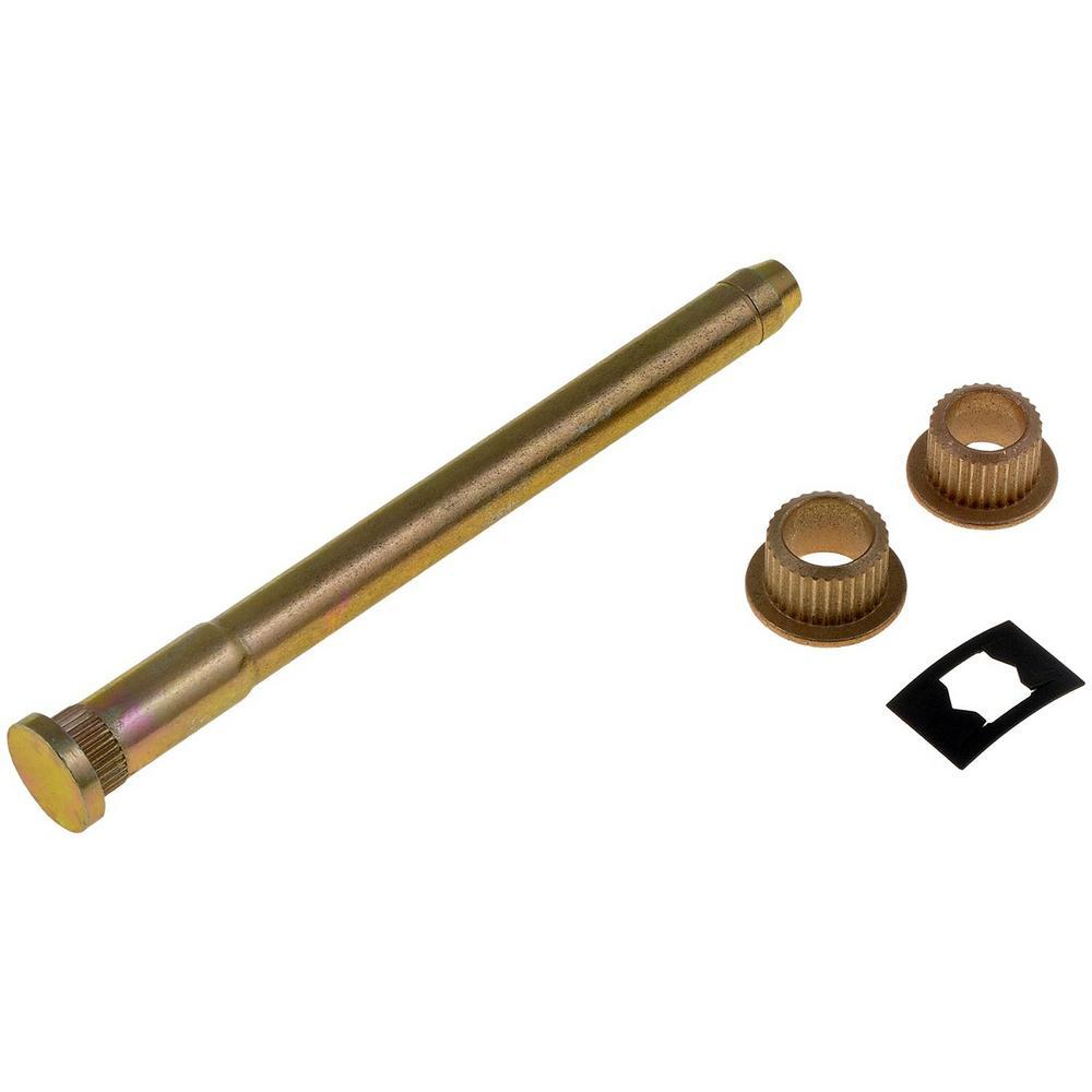 Door Hinge Pin & Bushing Kit - Rear