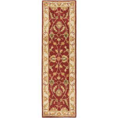 Red Runner Area Rugs Rugs The Home Depot