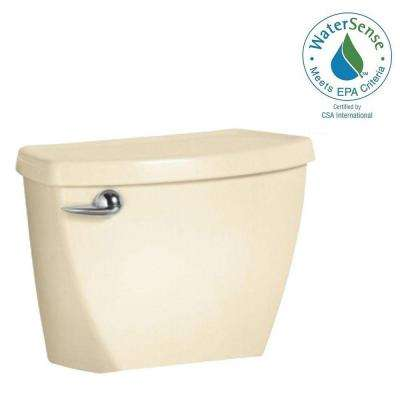 Cadet 3 1.28 GPF Single Flush Toilet Tank Only in Bone