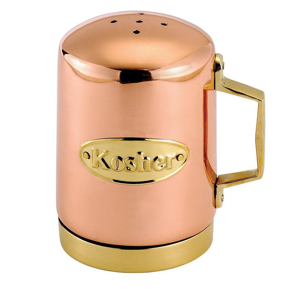 4 in. H Kosher Salt Shaker