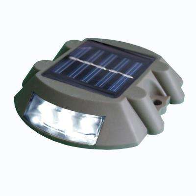 Solar Dock and Deck Light with 6 LED Lights
