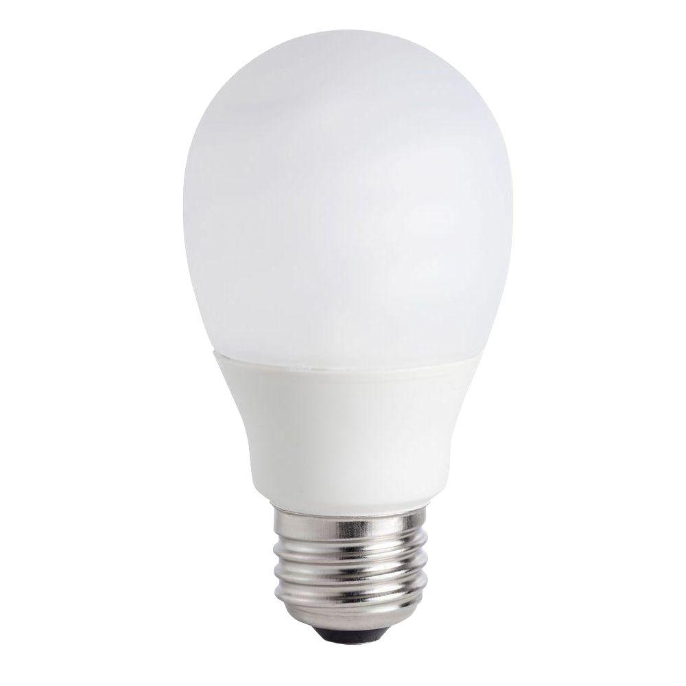 Philips 60W Equivalent Soft White (2700K) A19 CFL Light Bulb (12-Pack)
