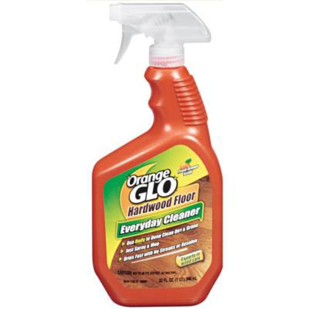 32 oz. Orange Hardwood Floor Cleaner