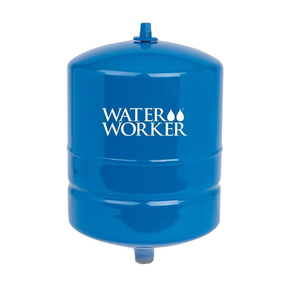 Water Worker 4 Gal  Pressurized Well Tank