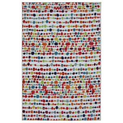 Delerus Multi 7 ft. 6 in. x 10 ft. Area Rug