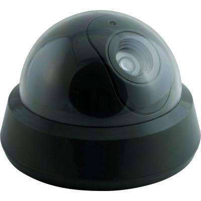 Wireless Decoy Security Dummy Surveillance Camera with Flashing Red LED