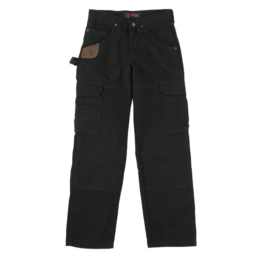 Wrangler Men's Relaxed Fit Ranger Pant