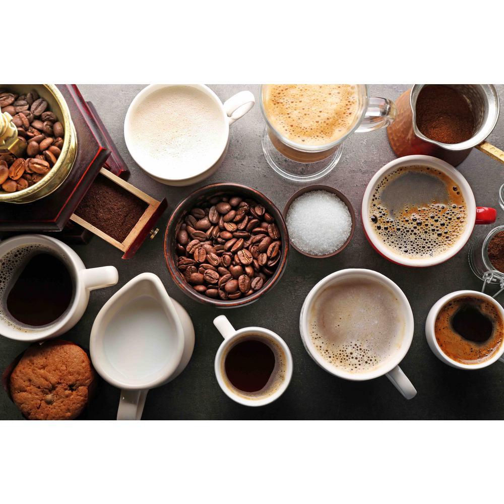 Coffee Mugs Foam Placemats (Set of 4)