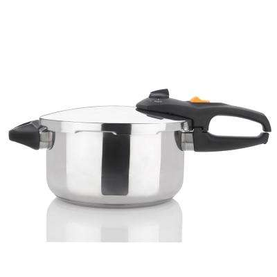 Duo 4 Qt. 18/10 Stainless Steel Pressure Cooker