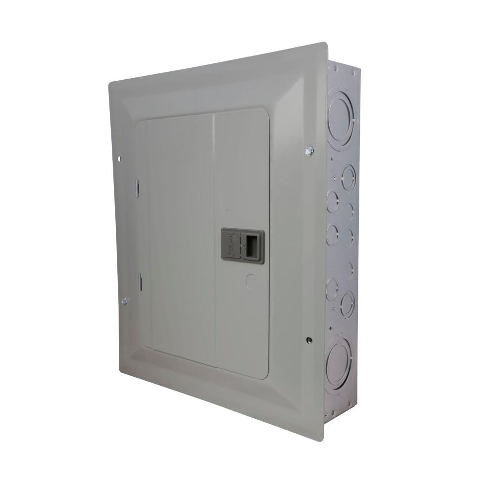 BR 125 Amp 24-Circuit Indoor Main Lug Plug-On Neutral Load Center