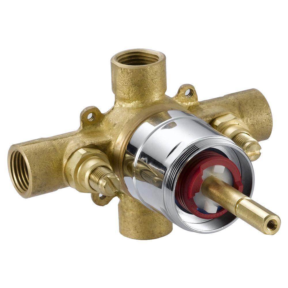 Pressure Balance Valve in Brass