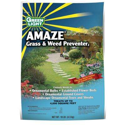10.5 lbs. Amaze Grass and Weed Preventer