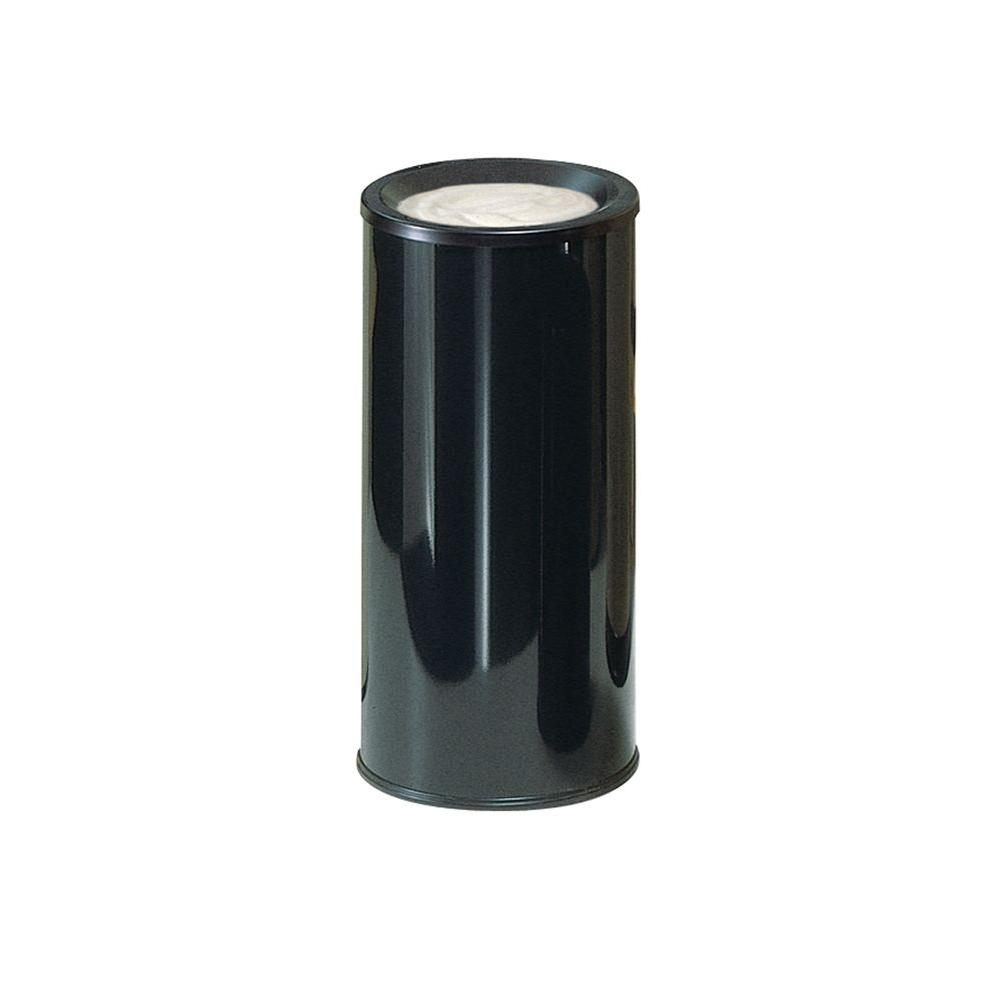 Rubbermaid Commercial Products Black Steel Urn