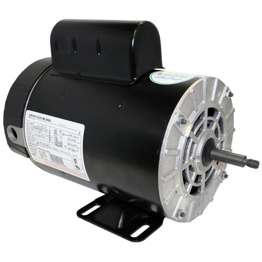 3 HP Dual Speed Replacement Motor