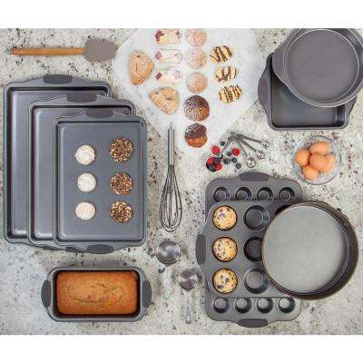 12-Cup Steel Muffin Pan